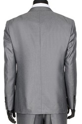 Пиджак без шлицы