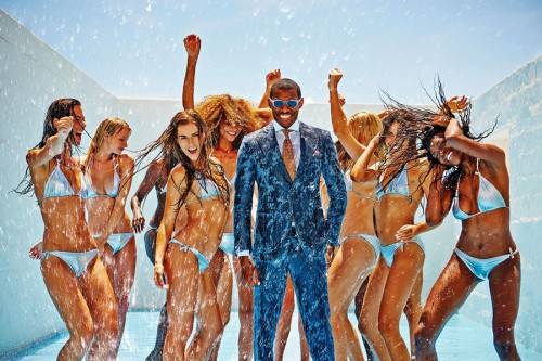 Suit Supply Spring Summer 2014