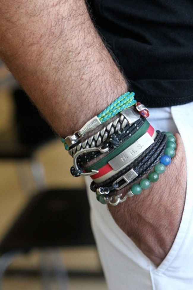 Fashion Men's Bracelets: Find the bracelet that fits your style from custifara.ga - Your Online Men's Jewelry Store!
