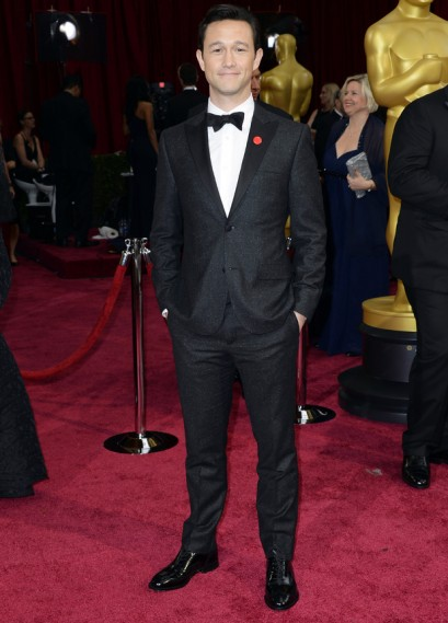 Joseph Gordon Levitt 2014 Oscars Red Carpet