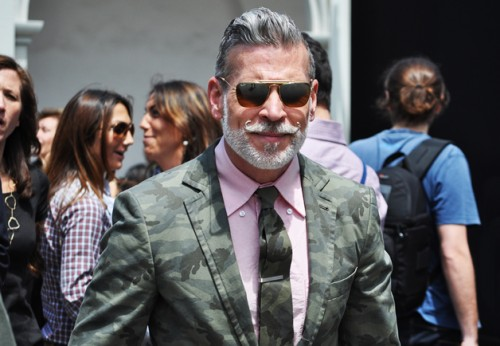Nick Wooster Camo