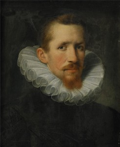 Ruffled Collar