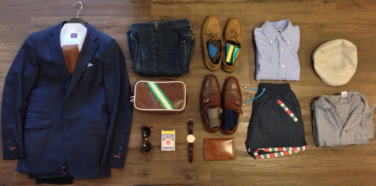 What to Pack for a Business Trip