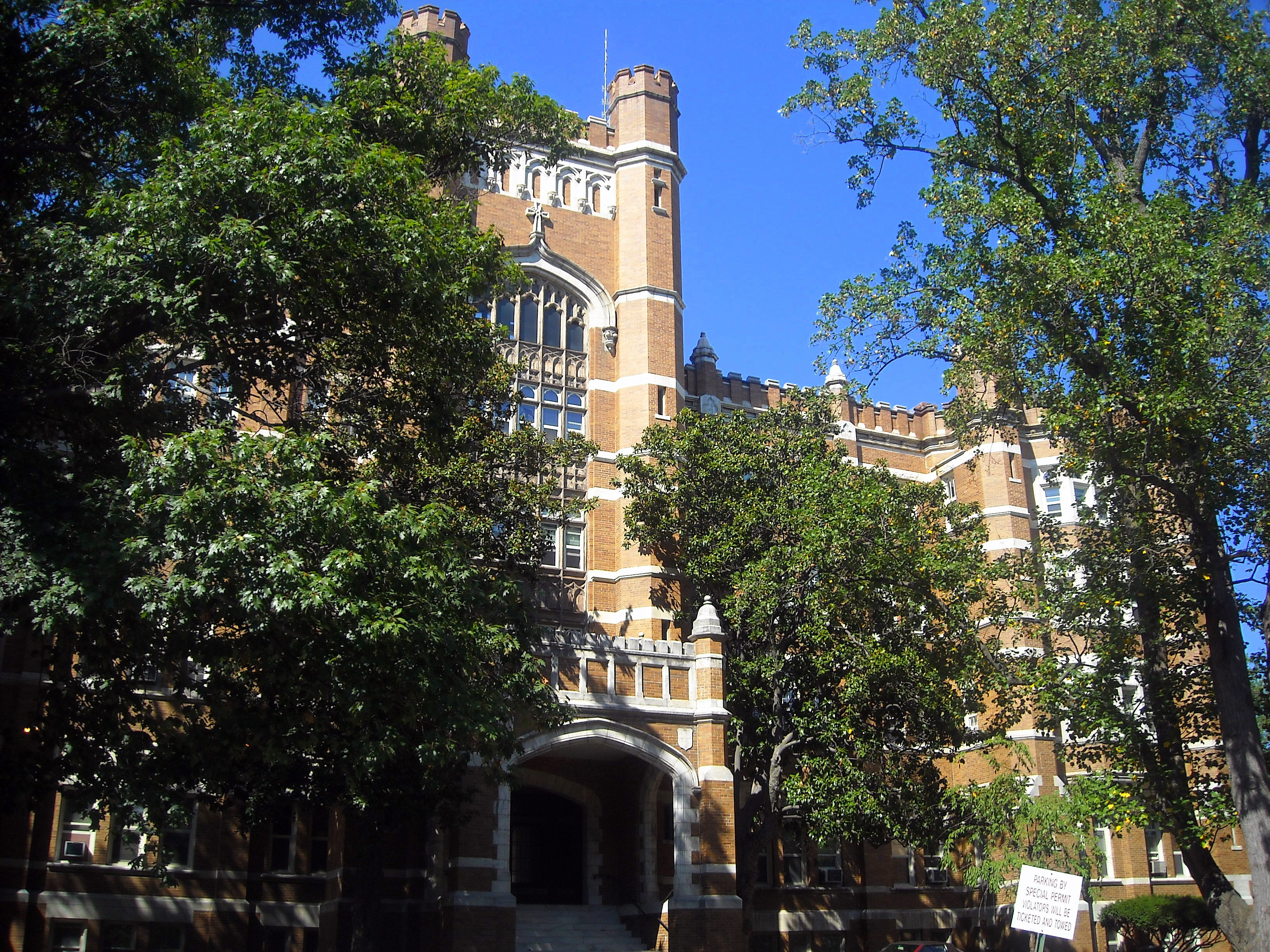 Howard University black college